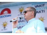 Cumhurbaşkanı Erdoğan Şanlıurfa'da (1)
