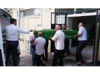 Öfkeli damadın öldürdüğü 3 kişinin cenazeleri yakınlarına teslim edildi