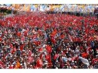 Cumhurbaşkanı Erdoğan Şanlıurfa'da (2)