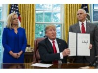 Trump, aile ayrılığını durduran kararnameyi imzaladı