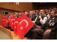 Kahramanmaraş'ta 'İçimizdeki kahramanlar 15 Temmuz' etkinliği