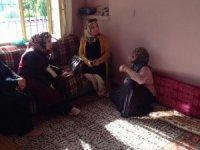 Surlu kadınlar cumhurbaşkanı ile bir araya gelmek istiyor