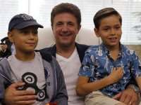 Popescu, kanser hastası Rumen çocuk için Türkiye'de