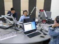 Kazakistan ve Türkiye radyoları arasında iş birliği