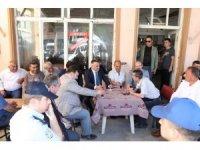 Kırklareli Valisi Bilgin'in Demirköy temasları
