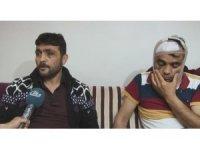 Başkent'te terörle mücadele gazisine çirkin saldırı
