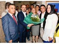 """AK Parti'li Turan: """"Bu CHP Atatürk'ün kurduğu parti değil"""""""