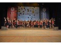 Eskişehir Meslek Yüksekokulu mezunlarını uğurladı