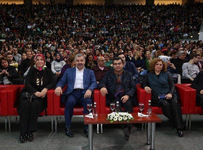 Anadolu Ateşi Kayseri'de Yandı