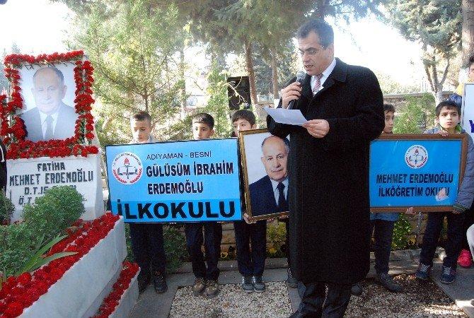 İş Adamı Mehmet Erdemoğlu Dualarla Anıldı