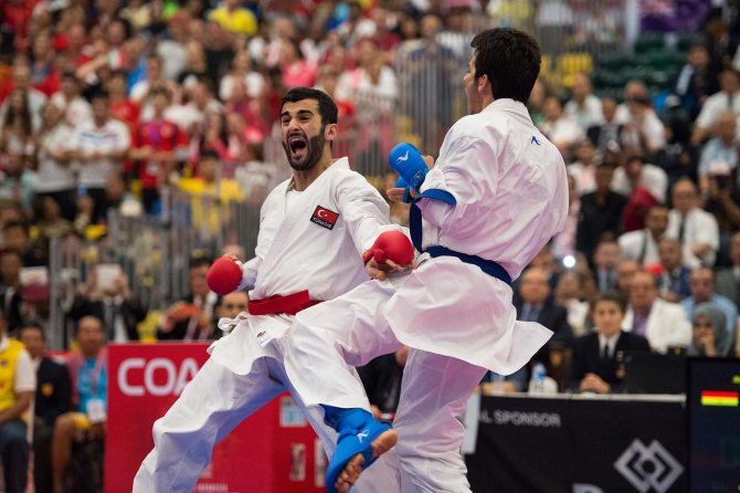 Karatenin yıldızları Adana'da buluşuyor