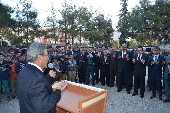 Kozan'dan Bayırbucak Türkmenlerine Yardım Eli