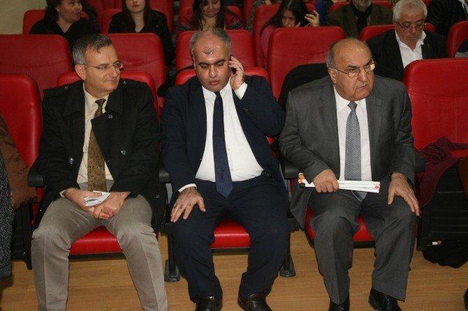 Engelliler Konfederasyonu Başkanı Turhan İçli Diyarbakır'da
