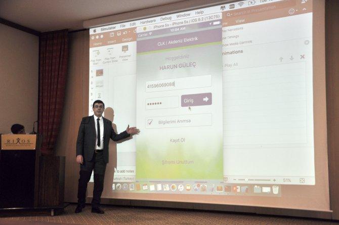 CLK Akdeniz, abonelere mobil ve web uygulamalarıyla hizmet verecek