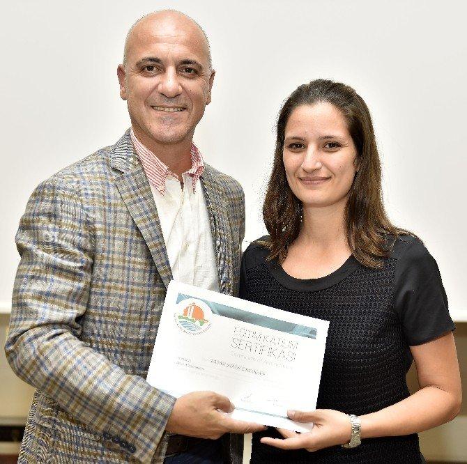 Antalya OSB Eğitimleri Kazandırdı