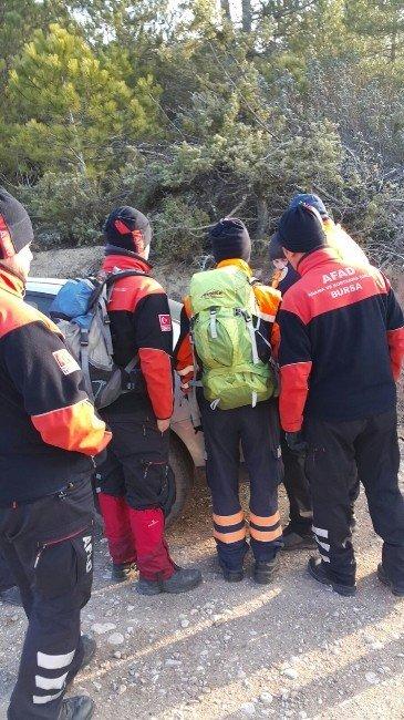 Eşekle 'Kozalak Toplamaya Gidiyorum' Dedi, 2 Gündür Kayıp