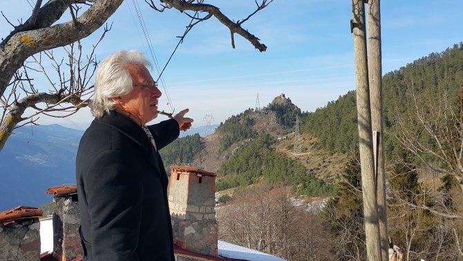 Sinkot'un Kara Murat'ı köyünü TEİAŞ'tan korumak için savaşıyor