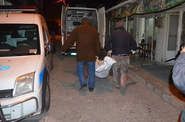 Kahvehanede infaz: 2 ölü, 1 ağır yaralı