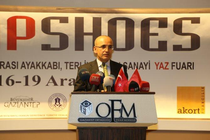 Mehmet Şimşek: Yakın coğrafya petrol fiyatının düşüşünden olumsuz etkilendi