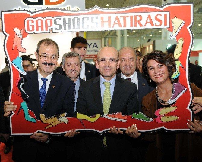 Gapshoes Fuarı Açıldı