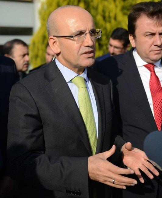 """Başbakan Yardımcısı Şimşek: """"Güven Ve İstikrar Ortamı Daha Da Pekişecek"""""""