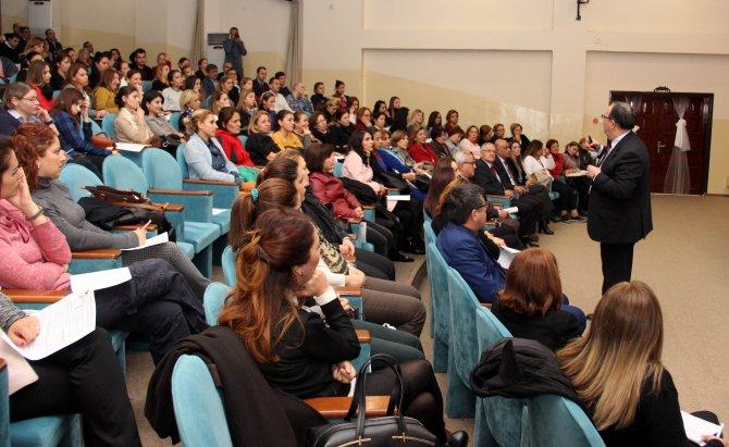 Prof. Dr. Özdemir: Eğitimde amaç tek tipler yaratmak değil farklılaştırmaktır