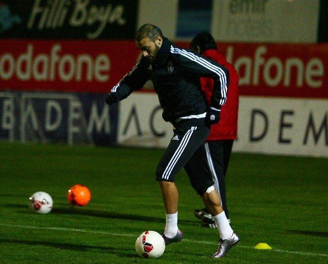 Beşiktaş, Karabükspor Maçı Hazırlıklarını Tamamladı