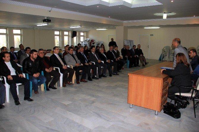 Bitlis Belediyesi'nde Toplu İş Sözleşmesi