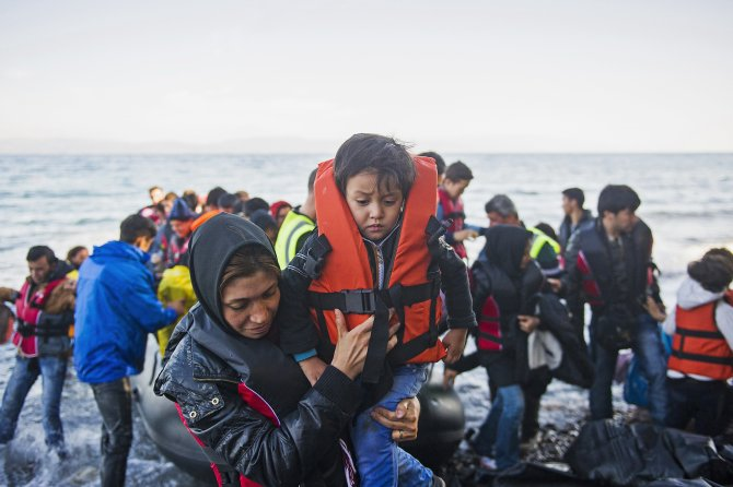 Suriyelilere, Türkçe dersi, dikiş nakış kursu ve psikolojik destek verilecek