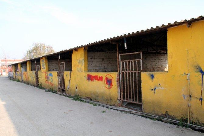 Bursa hayvan pazarları şap hastalığından dolayı kapatıldı