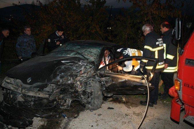 Trafik Kazasında Can Pazarı
