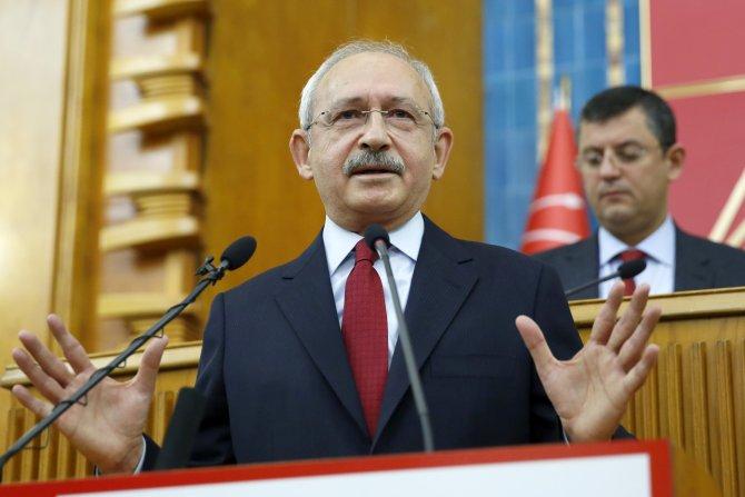 Kılıçdaroğlu: Ülkeyi terör bataklığına sürükleyen iktidar, sorunları çözemez