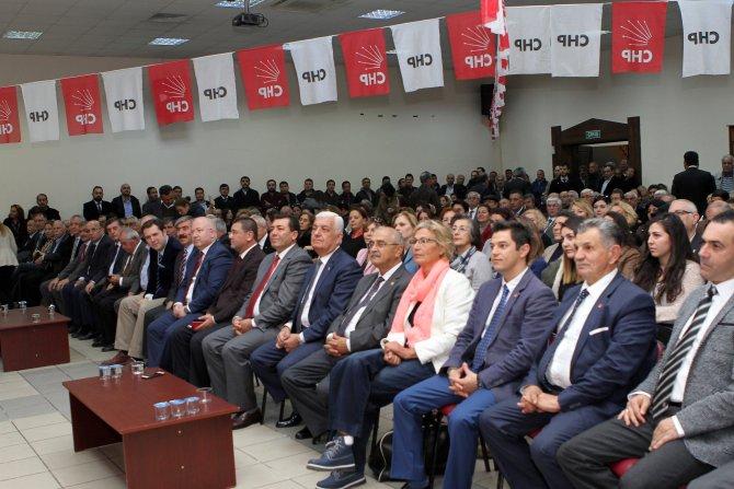 CHP Muğla İl Başkanı Alban, adaylığını açıkladı