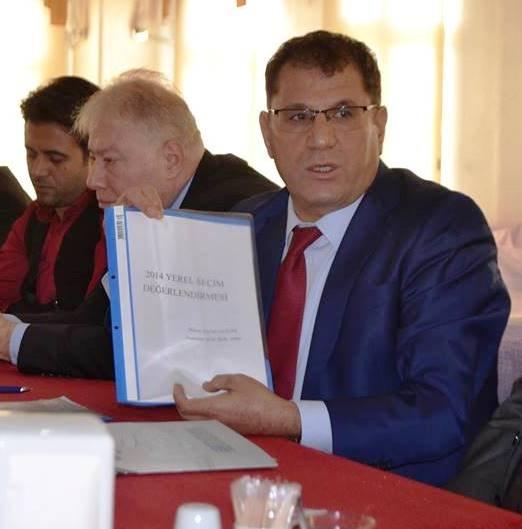 Osmaniye CHP başkan adayları partilerinden istifa ettiler