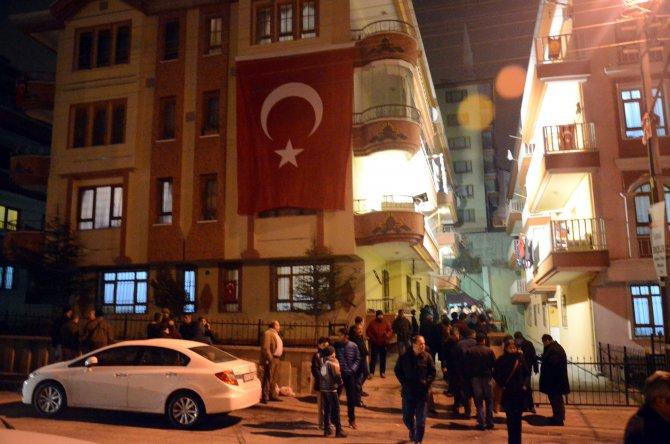 Gönüllü gittiği Diyarbakır'dan şehit haberi geldi