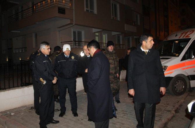 Şehit polisin evinde hüzün yaşanıyor