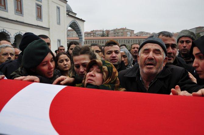 Özel Harekat Polisi Mustafa Nohut Kırıkkale'nin 186'ncı şehidi oldu