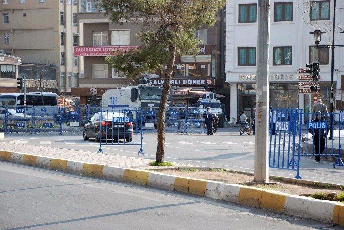 Sur'da Yasak 15'inci Gününde