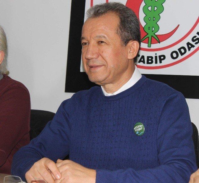Tabip Odası Aydın'daki Hava Kirliliğine Dikkat Çekti