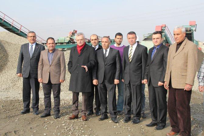 Çankırı'da 30 bin hektar tarım arazisi sulu tarıma geçiyor