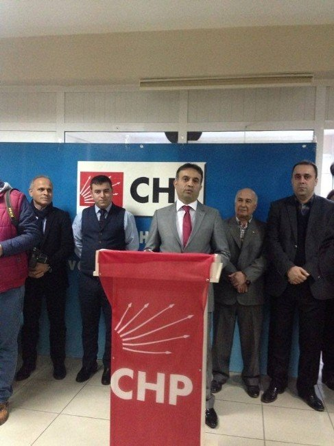 Zekeriya Tozan CHP'den Aday