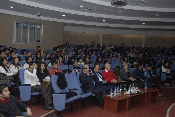 ESOGÜ Öğrencilerine 'Girişimcilik Fısıltıları' Etkinliği