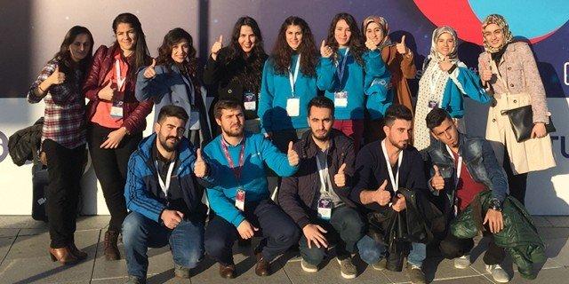 ETÜ 'Türkiye İnovasyon Haftası' Etkinliklerine Katıldı