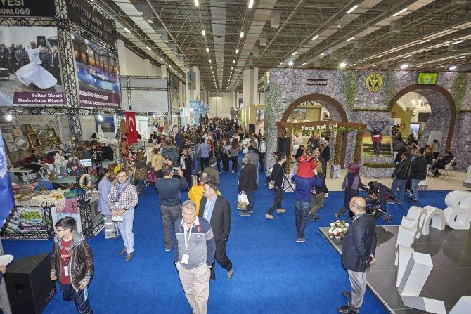 Travel Turkey İzmir'i 63 ülkeden 33 bin kişi ziyaret etti