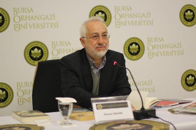 Derya Sazak, gazetecilik ruhu öldürülemez