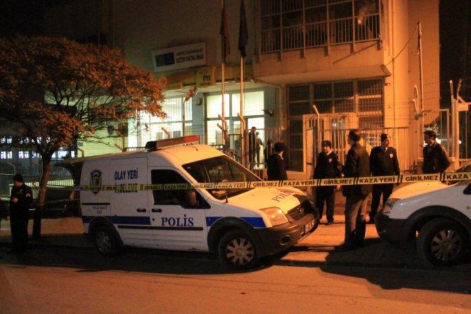 Gaziantep'te 24 saat geçmeden bir PTT soygunu daha
