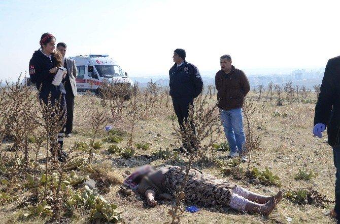 Kayıp Kadın 5 Gün Sonra Ölü Bulundu