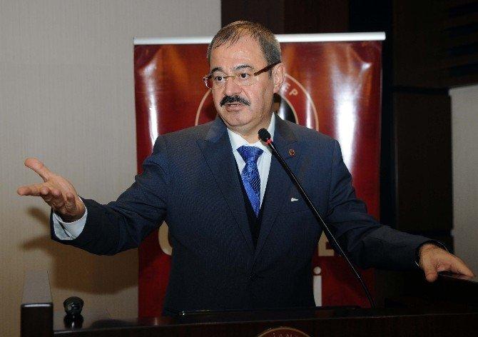 GSO Aralık Ayı Meclis Toplantısı Yapıldı