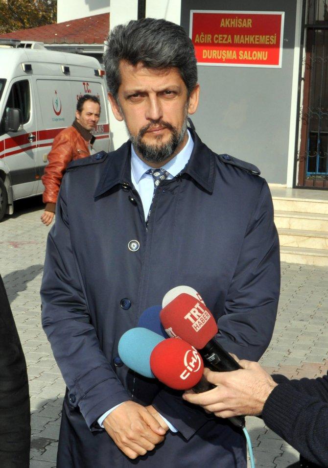 HDP Milletvekili Paylan: Soma davasına ilgi azaltılmaya çalışılıyor