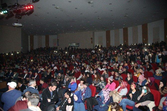 Erzurum'da İmera Fırtınası…
